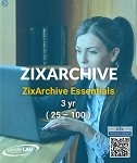 ZixArchive Essentials 3 yr (25 – 100)
