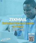 Standalone ZixMail License  ( 101 - 250 )